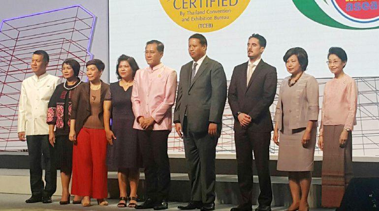 นายกสมาคมโรงแรมไทยเข้าร่วมงาน MICE Standard Day 2018