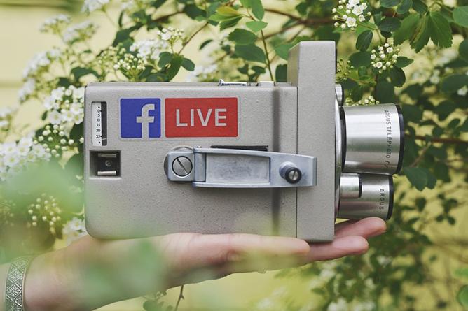 Facebook Live กับการท่องเที่ยว