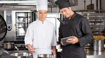 Disney CHEFS เทคโนโลยีเพื่อตอบสนองต่อครัวของโรงแรม
