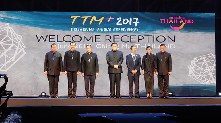 สมาคมโรงแรมไทย เข้าร่วมงาน TTM+2017 สร้างความมั่นใจให้เอกชน