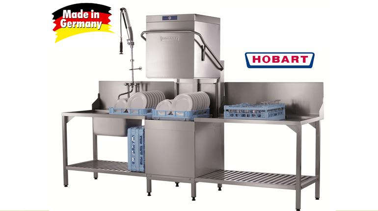 HOBART เครื่องล้างจานประสิทธิภาพสูง ผลิตจากเยอรมันนี