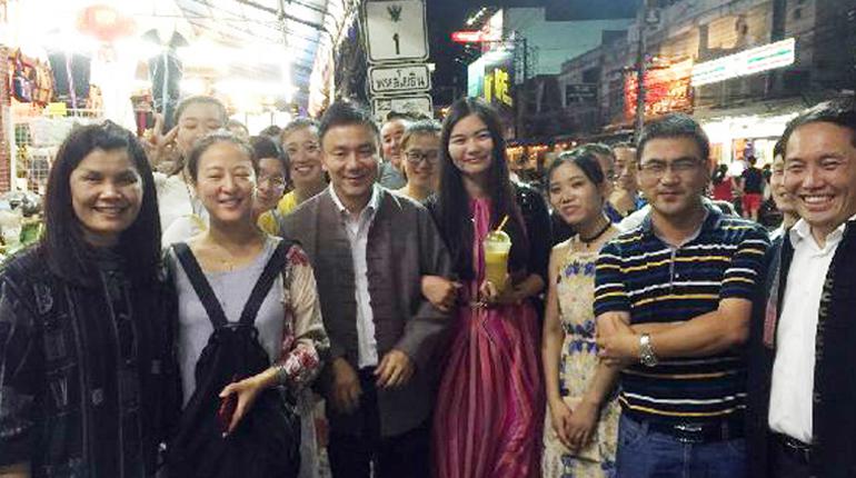 ปลัด กกท. เปิดงาน 'Amazing Thai Host'