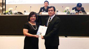 เข้ามอบรายชื่อสมาชิกสมาคมโรงแรมไทย ที่มีใบอนุญาตประกอบธุรกิจให้ ATTA พิจารณาใช้