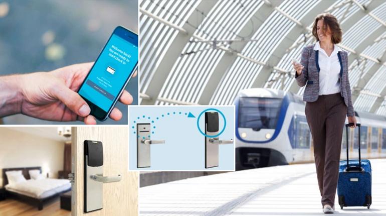 VingCard RFID; Smart Door Lock System