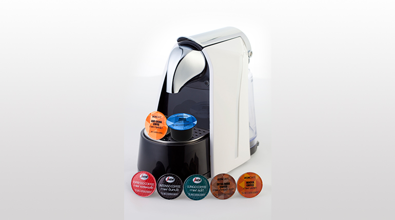 Boncafe Capsule Coffee Machine