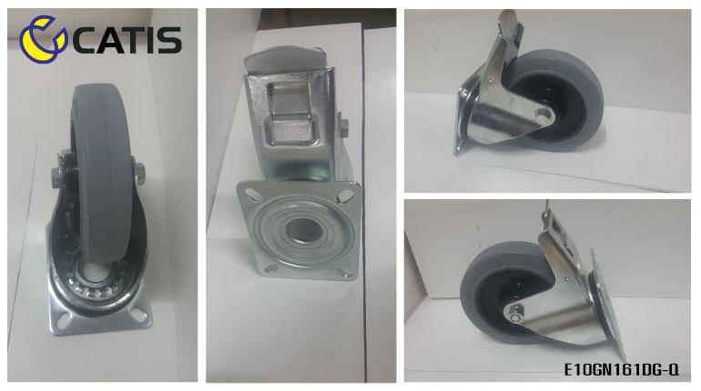CATIS ล้อรถเข็น 6 นิ้ว (E10GN161DG-Q)