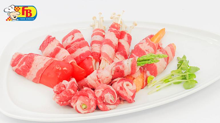 เนื้อวัวนำเข้าจากประเทศสหรัฐอเมริกา จาก FB Food Service