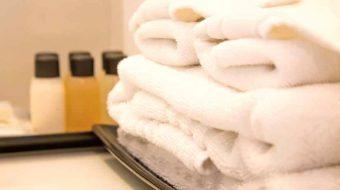 ป้องกันการลักขโมยผ้าเช็ดตัว… ด้วย Linen Tracker