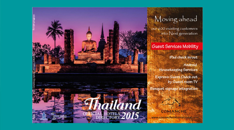 Thailand Official Hotels Directory Issue 2015