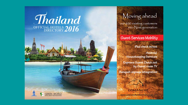 Thailand Official Hotels Directory Issue 2016