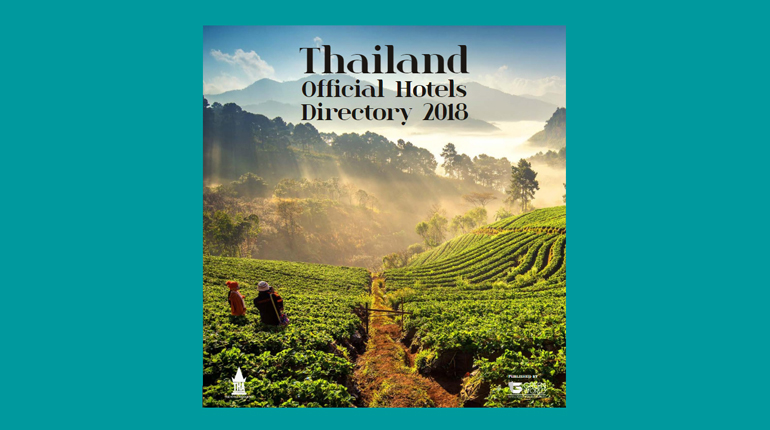 Thailand Official Hotels Directory Issue 2018