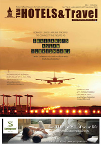 นิตยสาร Thai Hotels & Travel April- May 2016
