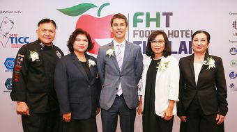 ยูบีเอ็ม เอเชีย ร่วมสมาคมโรงแรมไทย สมาคมภัตตาคารไทย สมาคมเชฟประเทศไทย และ ททท. จัดงานฟู้ดแอนด์โฮเทล ไทยแลนด์ 2018
