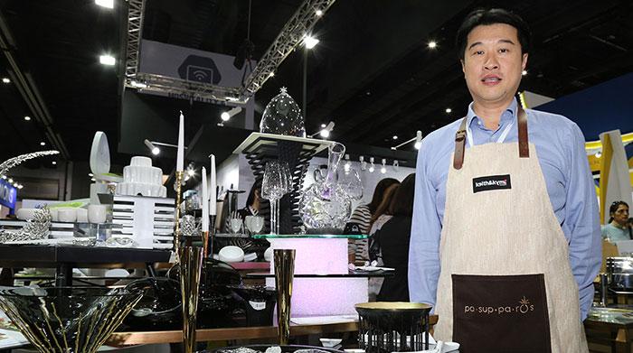เที่ยวไทยโต คีธ แอนด์ คิม สบช่องรุกตลาดอุปกรณ์เครื่องใช้ใน โรงแรม-ร้านอาหาร