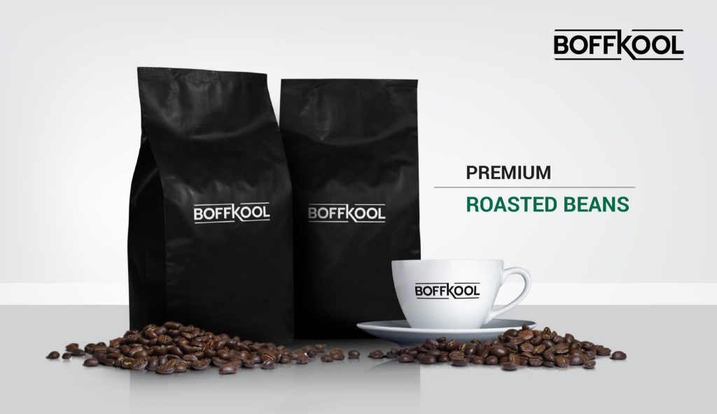 Boffkool Roasted Beans
