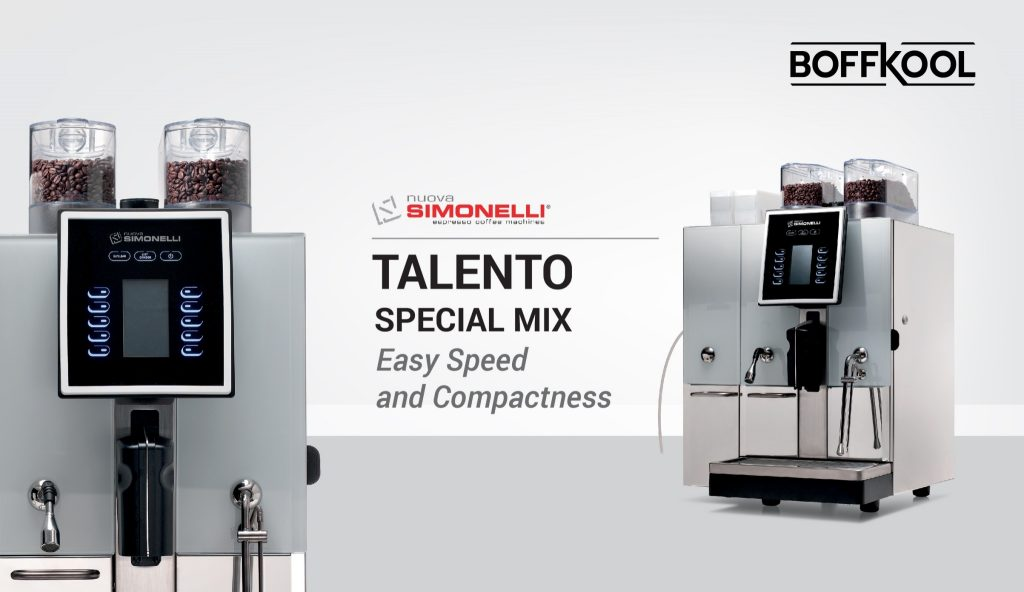 Talento Special Mix (Super automatic Coffee Machine)