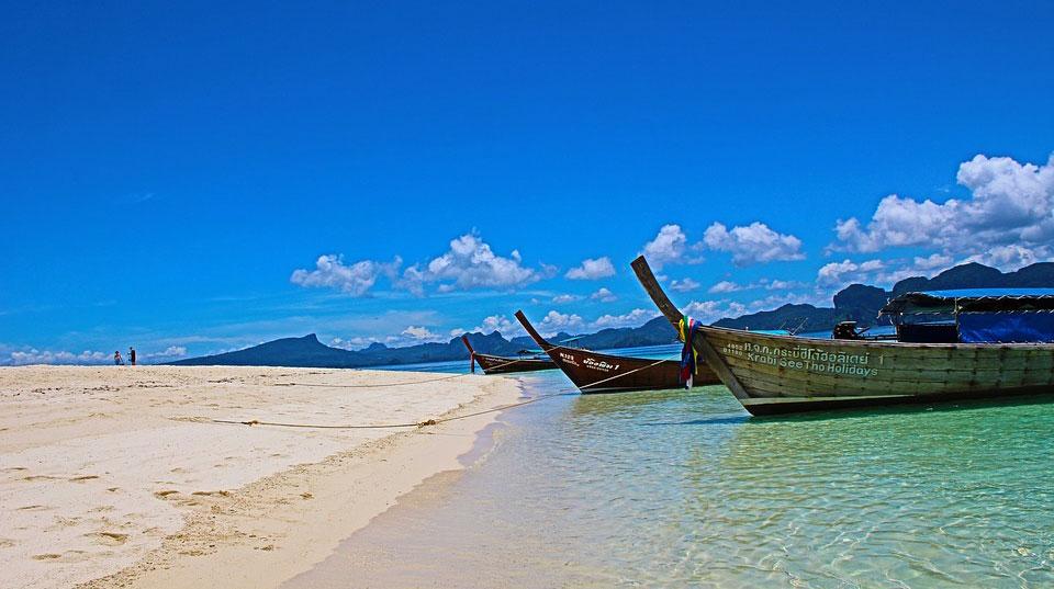 """ผู้ว่าฯททท.ลงพื้นที่ทะเลอันดามัน วางกลยุทธ์ท่องเที่ยวแบบมีความรับผิดชอบ """"ท่องเที่ยวธรรมชาติ จับมือกันเดิน"""""""