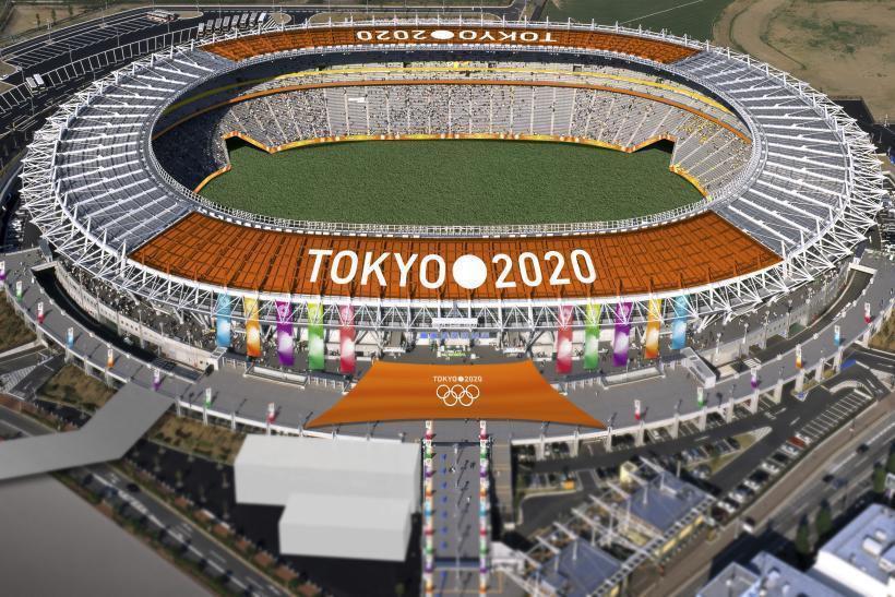 ญี่ปุ่นเป็นเจ้าภาพจัดมหกรรมกีฬาโอลิมปิก 2020
