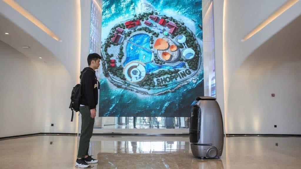 Alibaba Future Hotel ( Alibaba Flyzoo Hotel ) โรงแรมแห่งอนาคต ธุรกิจโรงแรมของอาลีบาบา