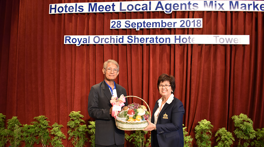Hotels Meet Local Agents