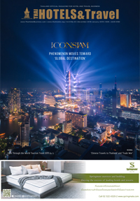THAI HOTELS & TRAVEL ISSUE DEC 2018 – JAN 2019