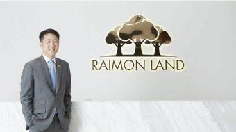 ไรมอน แลนด์ฯ กางแผนขยายธุรกิจรุกตลาดกลุ่มคนรักสุขภาพ
