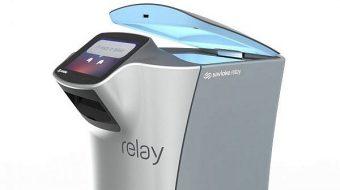 Relay หุ่นยนต์สุดเจ๋งที่สามารถส่งอาหารให้กับผู้เข้าพักในโรงแรมได้ด้วยตนเอง