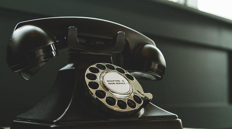 How to จัดระเบียบหมายเลขโทรศัพท์ในโรงแรม
