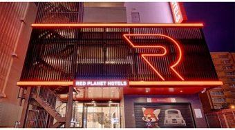เรด แพลนเนต เจแปน ขยายพอร์ตโฟลิโอโรงแรม
