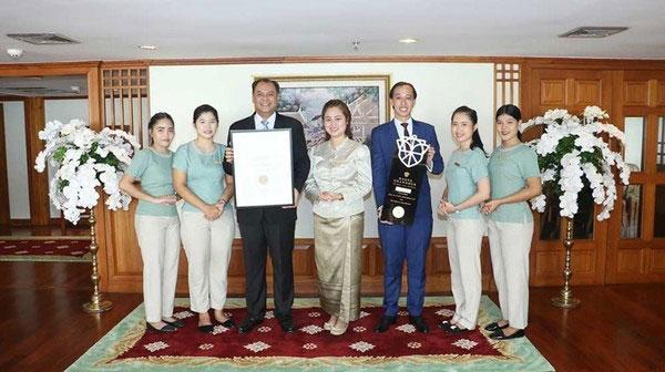 คลิฟ สปา คว้ารางวัล Haute Grandeur Global Spa Awards ประจำปี 2561