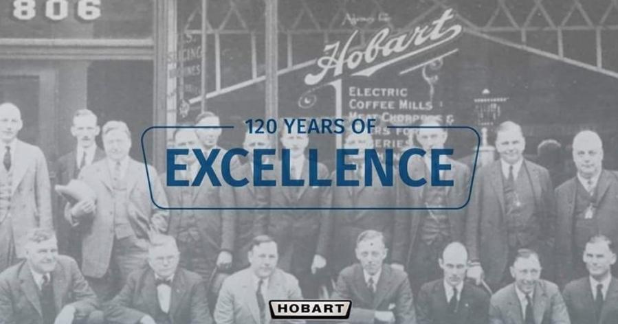 HOBART โฮบาร์ท กับ 120 ปีแห่งความเป็นเลิศ