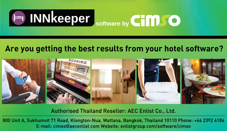 CiMSO, hotel software