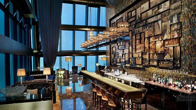 10 สุดยอดงานออกแบบ Lobby โรงแรมของโลก