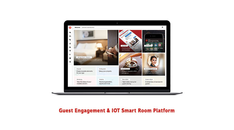 Guest Engagement & IOT Smart Room Platform