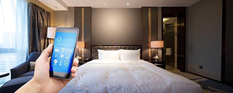 เทรนด์ธุรกิจโรงแรม, Internet of Things (IoT)