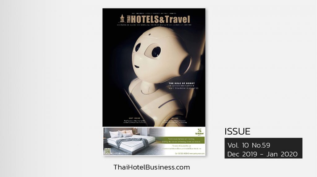 THAI HOTELS & TRAVEL ISSUE DEC 2019 – JAN 2020