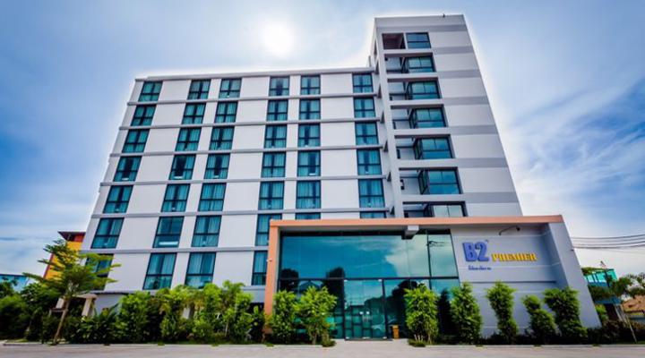 โรงแรม B2 ลุยเปิดบริการ 43 สาขาทั่วไทย 25 มิ.ย.นี้