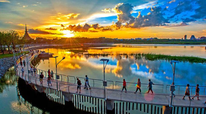 ปั้นจุดขาย Wellness Tourism ปลุกท่องเที่ยว 20 จังหวัดภาคอีสาน