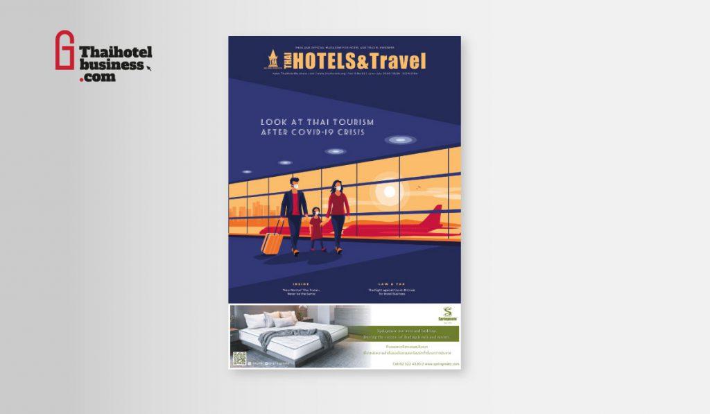 THAI HOTELS & TRAVEL ISSUE JUN 2020 – JUL 2020