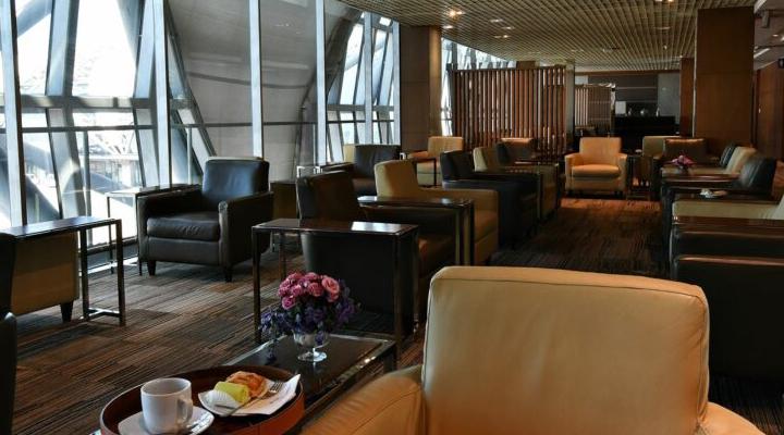 การบินไทย เผยโฉม Royal Orchid Lounge แนวคิดใหม่สนามบินสุวรรณภูมิ