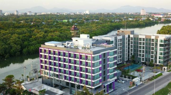 """ซี.พี.แลนด์ทุ่ม 2 พันล้าน ลงทุนโรงแรมใหม่จับ """"ไทยเที่ยวไทย"""""""