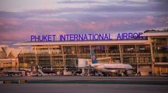 """เปิดแล้ว! """"สนามบินภูเก็ต"""" พร้อมรับนักท่องเที่ยวต่างชาติ 1 เมษายนนี้"""