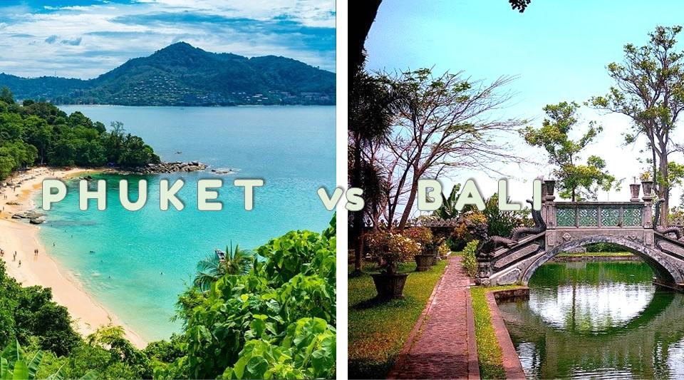 เทียบฟอร์มเปิดเมือง 'ภูเก็ต vs บาหลี''Tourism Sandbox' ปะทะ 'Travel Corridor'