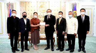 สมาคมโรงแรมไทยเข้าพบกระทรวงแรงงาน